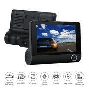 دوربین سه لنزه خودرو مدل S11 کمترین قیمت در کامی کالا