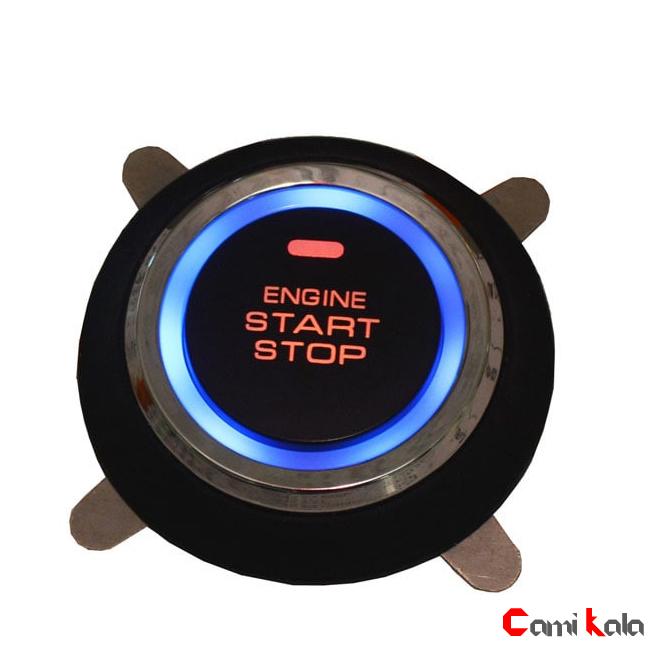 دزدگیر کی لس استارت اسکوتا Enter Key Less Start Scouta