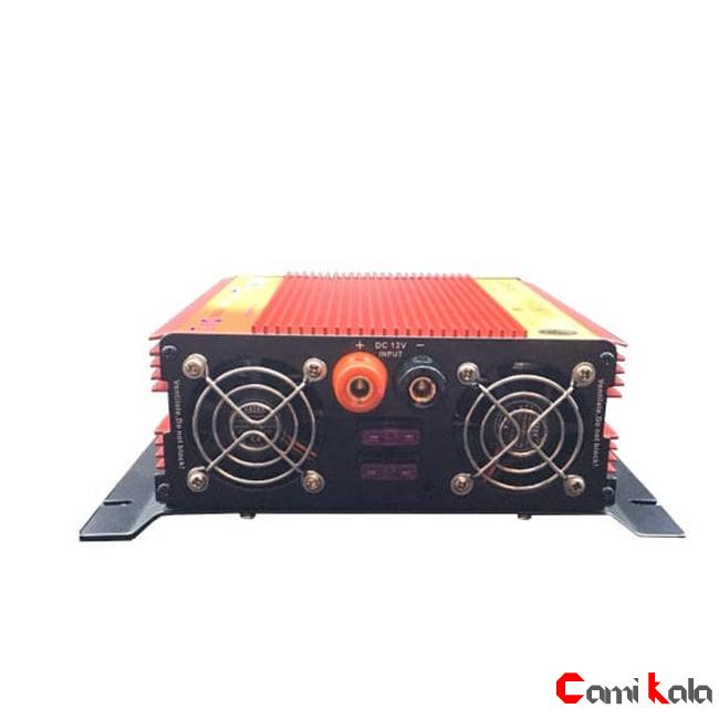 اینورتر خودرو 1000 وات G-Amistar 1000W Power Inverter