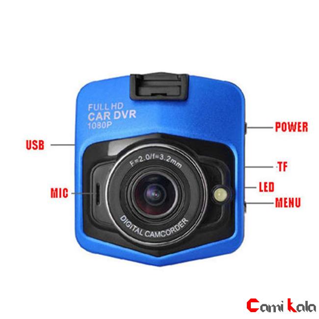 دوربین فیلمبرداری خودرو 2.4 اینچی