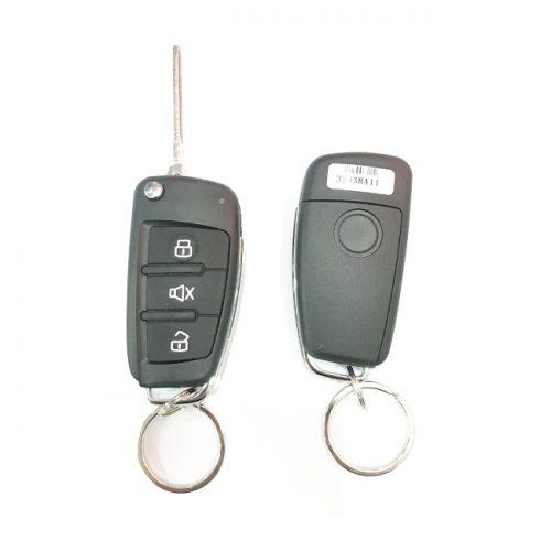 دزدگیر ساده خودرو اسکوتا Car Alarm Scuta