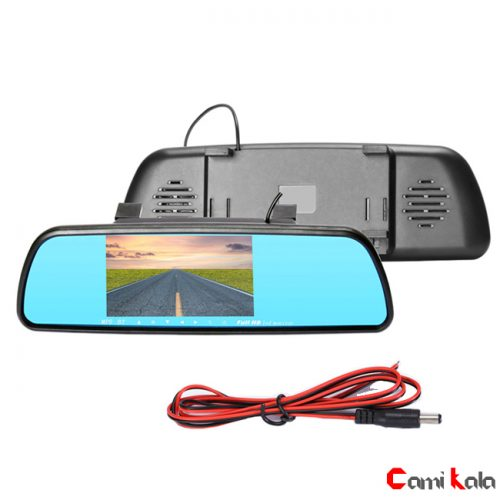 Car Monitor Mirror Bluetooth 5 inch