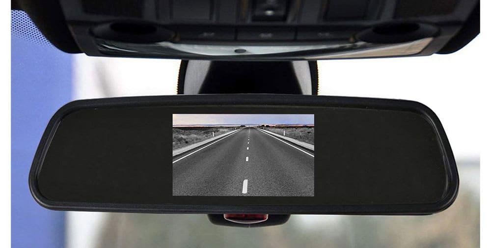 پک مانیتور،دوربین و سنسور دنده عقب خودرو