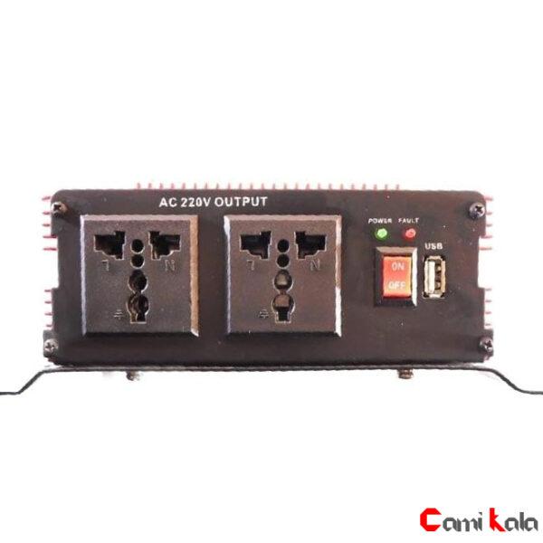 مبدل برق خودرو 2500 وات Inverter G-Amistar