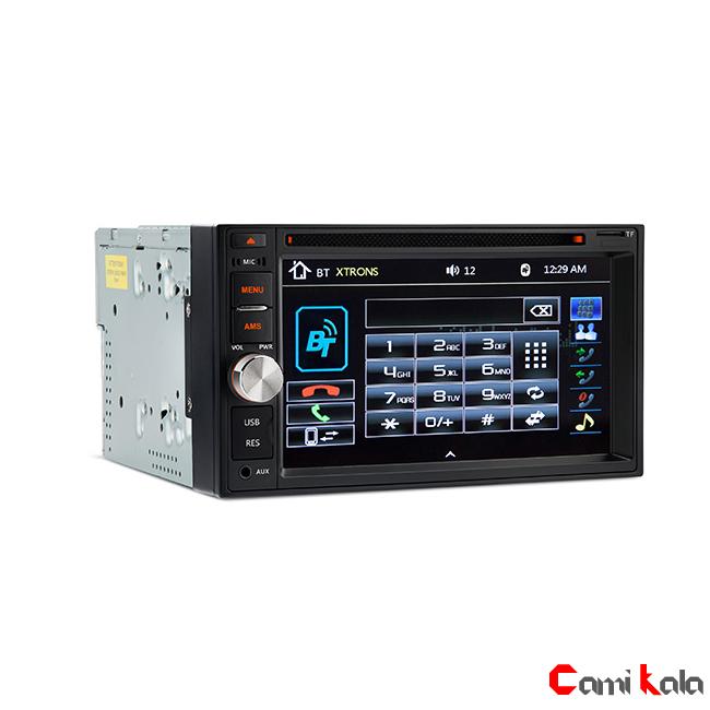 پخش دودین تصویری 2din MultiMedia XTRONS GPS