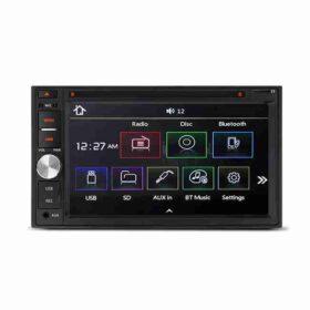 دستگاه پخش دودین تصویری 2din MultiMedia XTRONS GPS