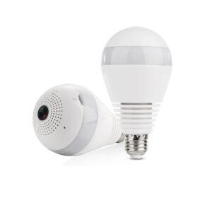 دوربین لامپی پاناروما Light Bulb Camera V380