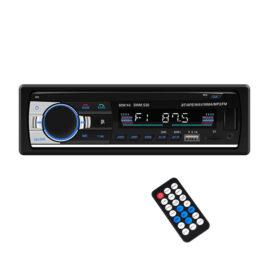 پخش کننده خودرو دو فلش بلوتوث دار JSD-520 BT