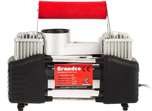کمپرسور هوا دو سیلندر Brandco Air Compressor