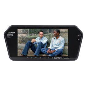 مانیتور آیینه ای 7 اینچی Car Mirror Monitor 7 Inch Full HD