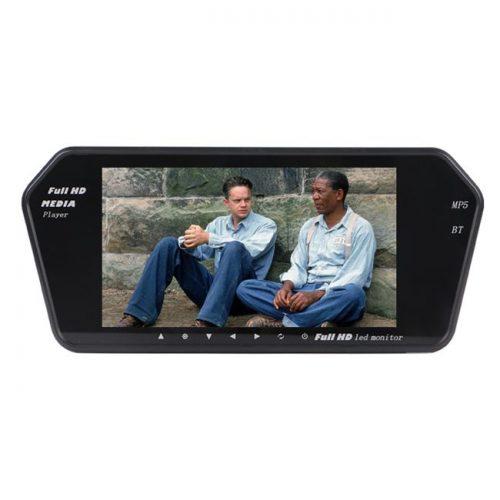 مانیتور آیینه ای 7 اینچی Monitor Mirror 7 inch