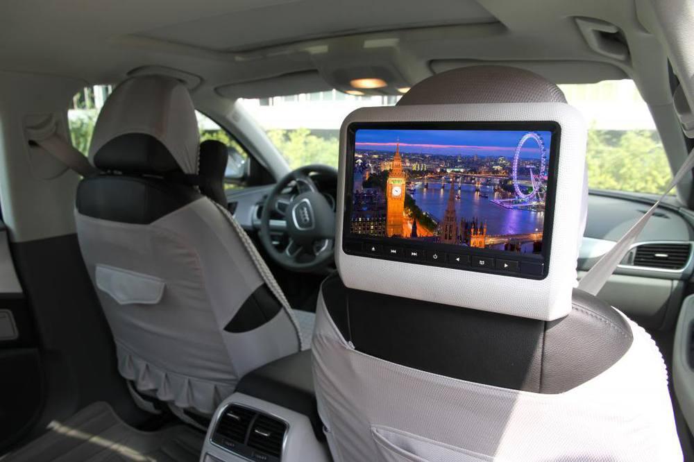مانیتور پشت سری دابسر لکسوسی Dabser Monitor Car