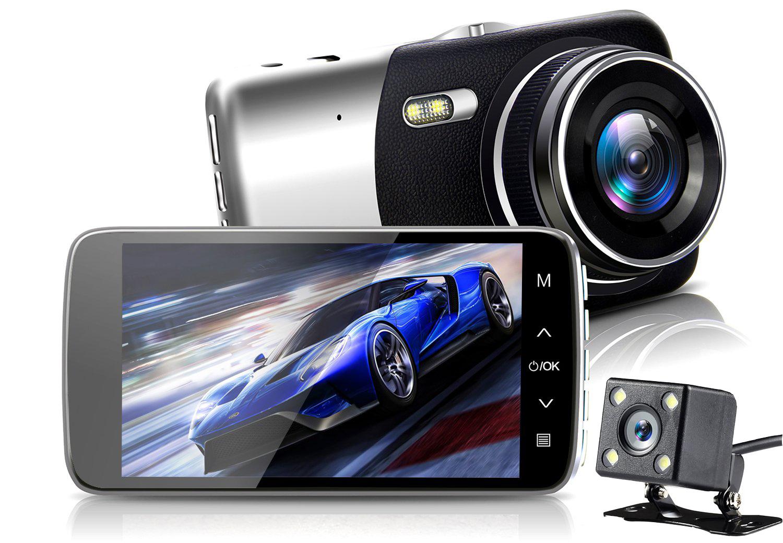دوربین فیلم برداری خودرو مدل TP6000 CAR DVR X4