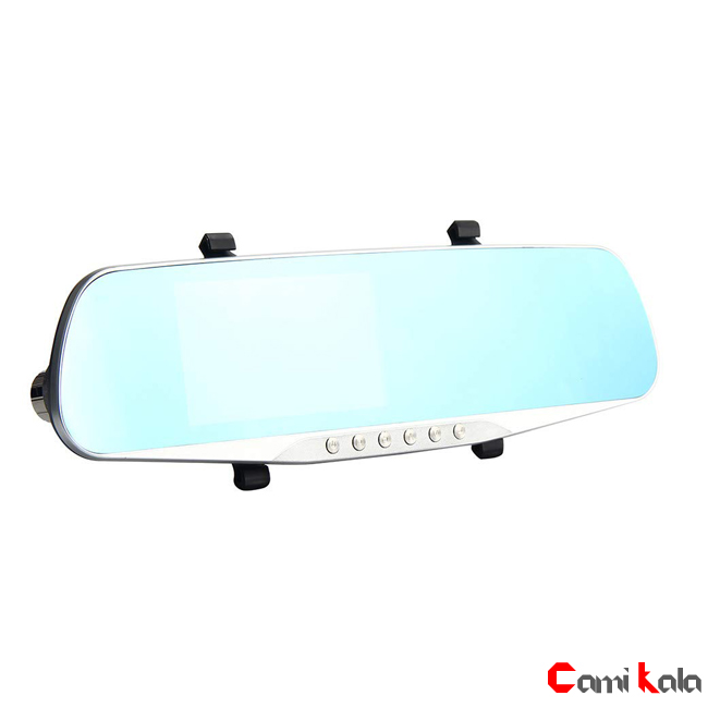DVR آیینه ای دو دوربین خودرو 4.3 اینچی Car DVR ، دوربین فیلمبرداری خودرو ، دوربین فیلمبرداری آیینه ای 4.3 اینچی ، مانیتور آیینه ای دو دوربین خودرو ، دوربین فیلمبرداری خودرو