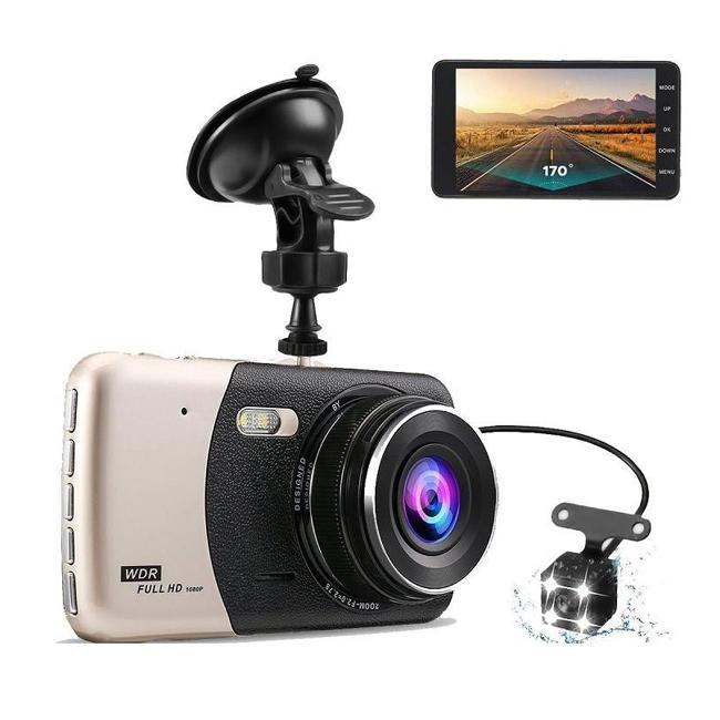 دوربین DVR خودرو دید در شب Car Mini DVR HD Camera