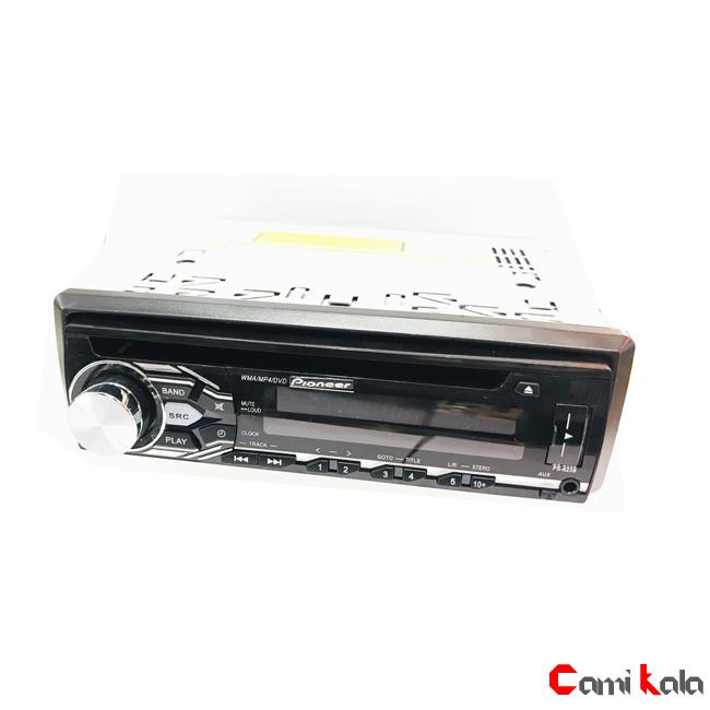 دستگاه پخش تصویری پایونر مدل Car DVD Pioneer PS-8239 ، پخش پایونر تصویری ، پخش پایونر ، پخش فن دار ، پخش پایونر فن دار ، پخش پایونر 8239 ، پخش فن دار در کامی کالا