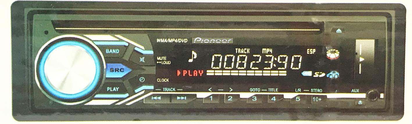 دستگاه پخش تصویری پایونر مدل Car DVD Pioneer PS-8239