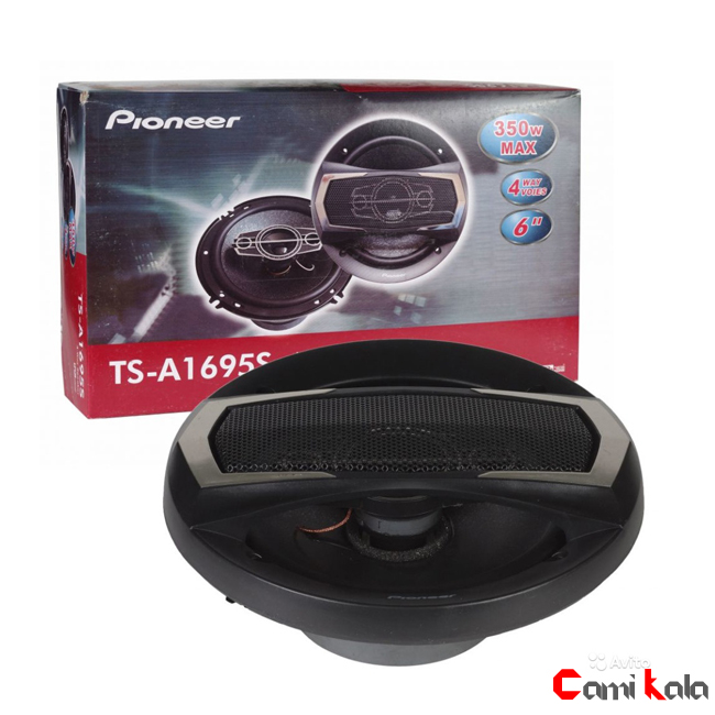 بلندگو دایره ای پایونر Speaker Pioneer TS-A1695S