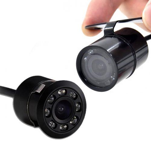 دوربین عقب دو حالته خودرو Camera Rearview 8 LED