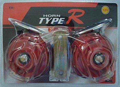بوق شیپوری تایپر خودرو Horn Typer ، بوق شیپوری ، بوق شیپوری تایپر