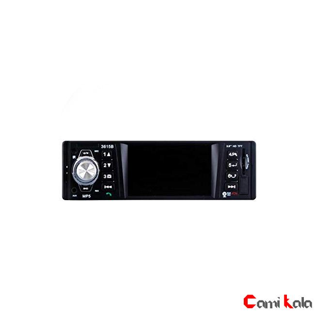 دستگاه پخش تصویری مدل Car MP5 Player 3615B