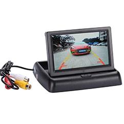 مانیتور تاشو 4.3 اینچی خودرو Car Monitor Folding