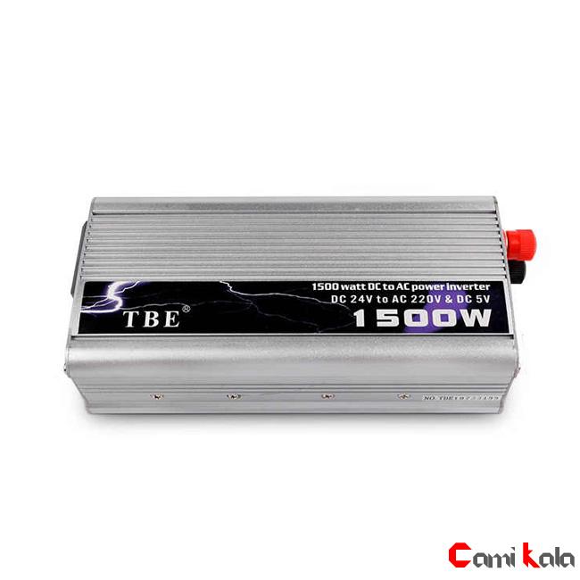 مبدل برق خودرو 1500 وات Power Inverter TBE