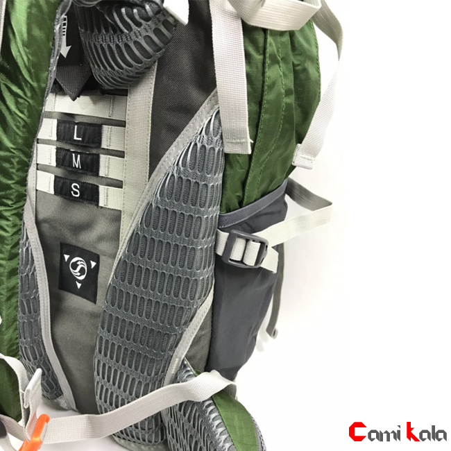 کوله پشتی کوهنوردی 10+65 لیتر Deuter مدل Futura Pro