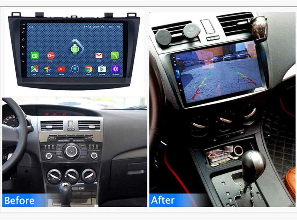 دستگاه پخش اندروید مزدا 3 نیو Car Android Mazda 3 New