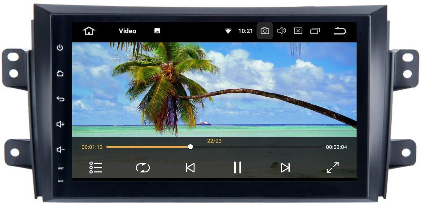 دستگاه پخش اندروید سوزوکی ویتارا گرند Car Android Suzuki Vitara