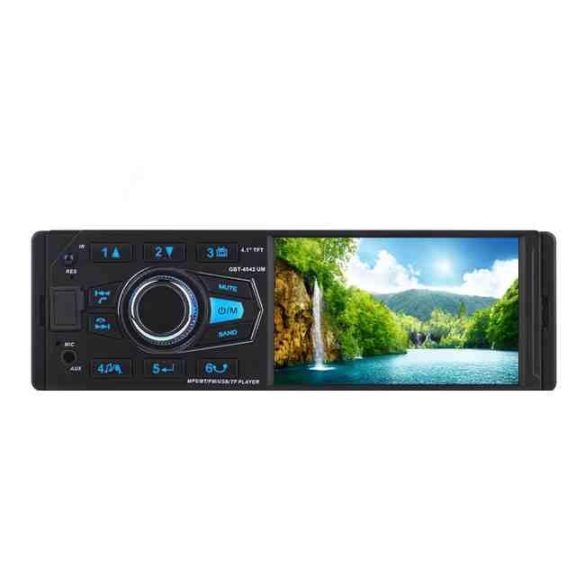 دستگاه پخش تصویری مدل Car MP5 GBT-4042 UM, کامی کالا,قیمت دستگاه پخش تصویری مدل Car MP5 GBT-4042 UM,پخش تصویری خودرو,رادیو دکلس تصویری 4042