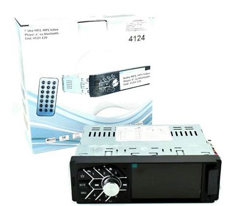 دستگاه پخش تصویری خودرو مدل Car MP5 Player 4124