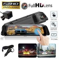 دوربین فیلمبرداری خودرو آیینه ای 10 اینچی Car DVR Mirror