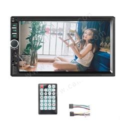 دستگاه پخش دودین دکلس 2DIN MP5 7205