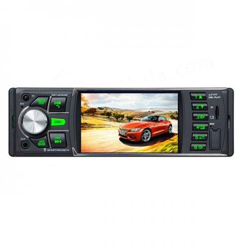 دستگاه پخش تصویری خودرو مدل GBT-4038UM