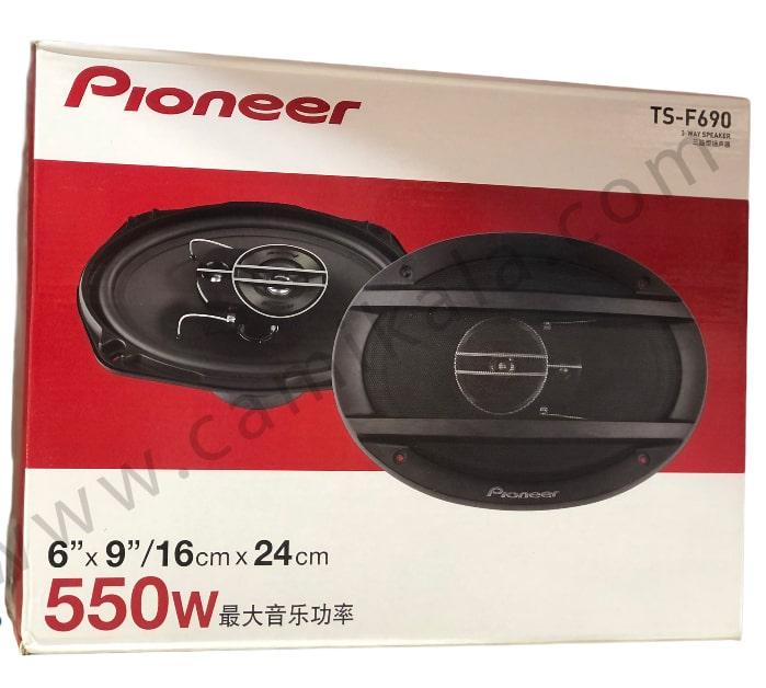 اسپیکر خربزه ای پایونیر مدل Pioneer TS-F690