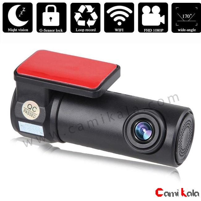 دوربین فیلمبرداری خودرو مدل S19 وای فای دار