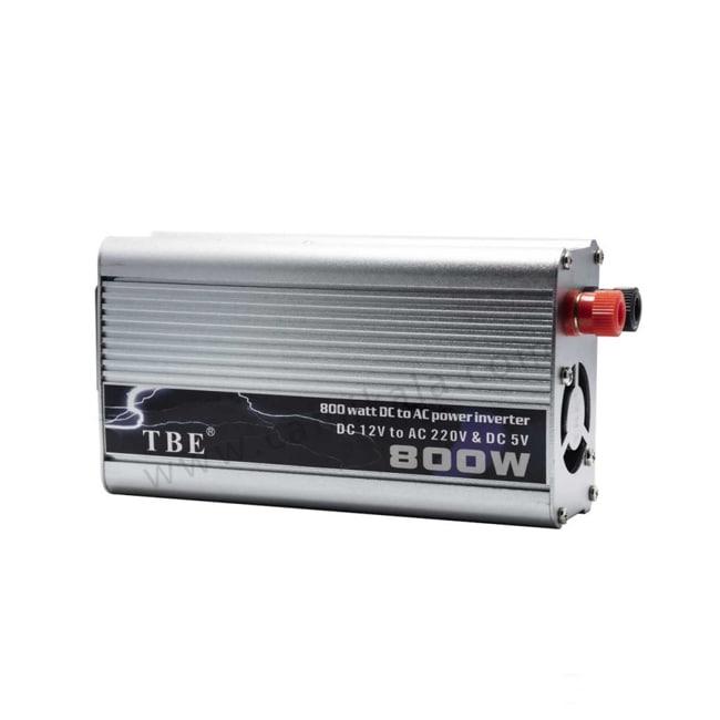 مبدل برق خودرو 800 وات TBE