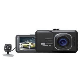 دوربین فیلمبرداری خودرو دو لنزه مدل Car DVR-L7D