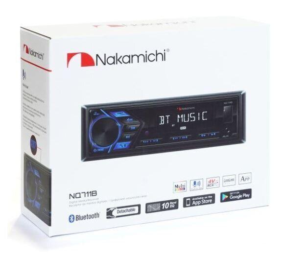 رادیو پخش بلوتوث دار ناکامیچی NQ711B