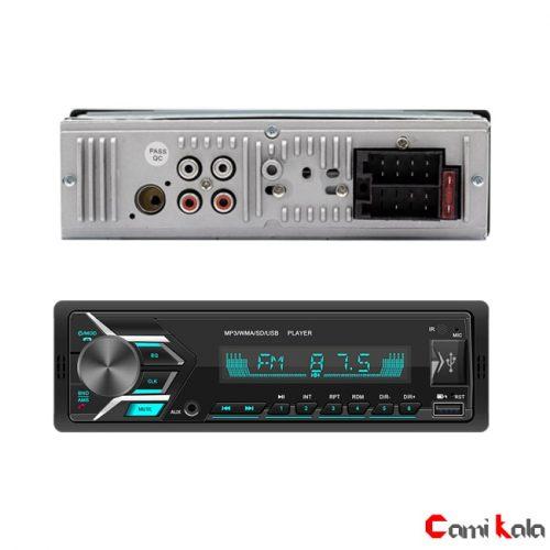 رادیو پخش بلوتوث دار دوفلاش مدل 503