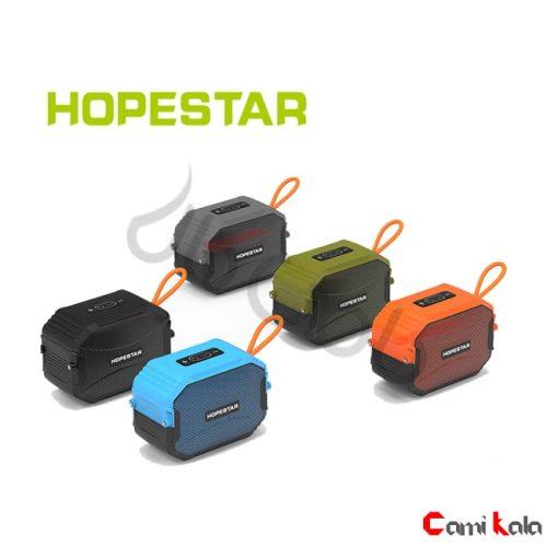 اسپیکر بلوتوث دار قابل حمل هوپ استار مدل HOPESTAR T8