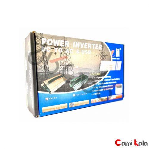 مبدل برق خودرو 1000 وات Power Inverter CIL