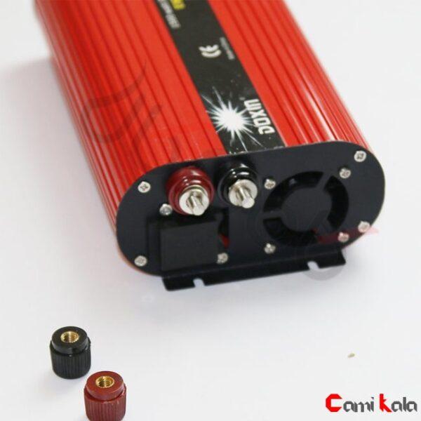 مبدل برق خودرو 1500 وات Power Inverter Doxin