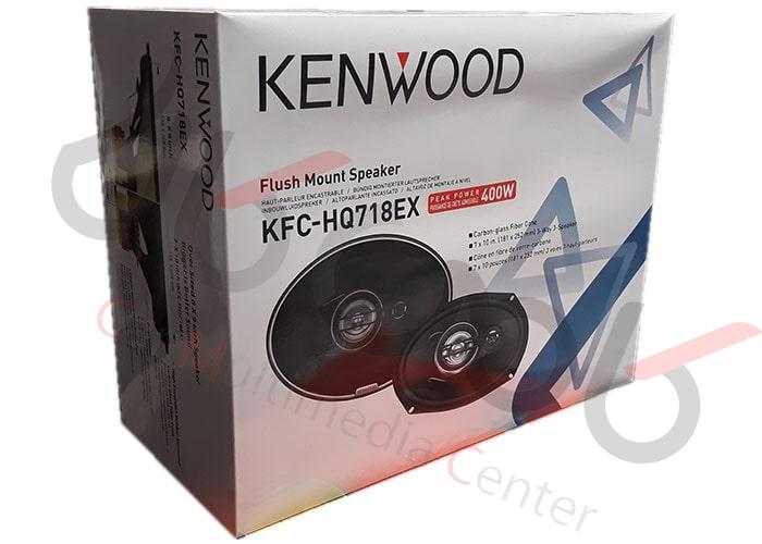 اسپیکر کنوود مدل Kenwood KFC-HQ718EX